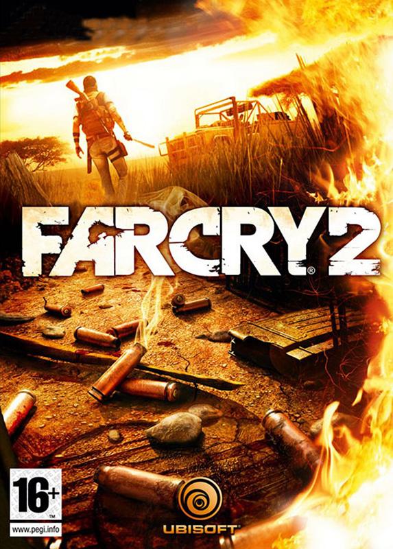Far Cry 2 [PC, Цифровая версия] (Цифровая версия) ubisoft far cry 4 специальное издание русская версия