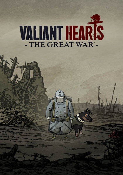 Valiant Hearts. The Great War (Цифровая версия) herbert george wells the war of the worlds