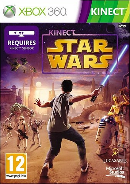 Star Wars (только для Kinect) [Xbox360]Kinect Star Wars &amp;ndash; это первая игра для всех фанатов &amp;laquo;Звездных войн&amp;raquo;. Kinect Sensor позволит вам найти новые способы привлечения игроков во вселенную «Звездных войн».<br>