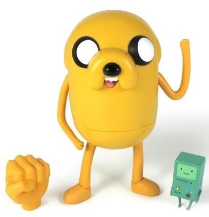 Фигурка Adventure Time. Stretchy Jake (14 см) от 1С Интерес
