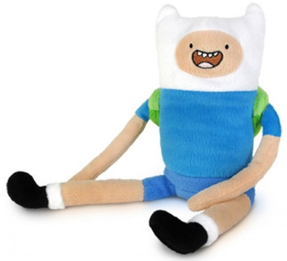 Мягкая игрушка Adventure Time. Finn  (25 см)Представляем вашему вниманию мягкую игрушку Adventure Time. Finn, созданную по мотивам одного из самых популярных мультсериалов Adventure Time.<br>