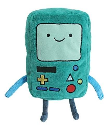 Мягкая игрушка Adventure Time. BMO (18 см)Представляем вашему вниманию мягкую игрушку Adventure Time. BMO, созданную по мотивам одного из самых популярных мультсериалов Adventure Time<br>