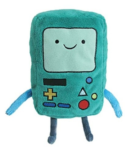 Мягкая игрушка Adventure Time. BMO (18 см)