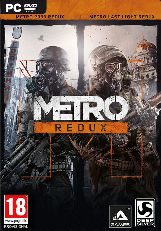 Метро 2033. Возвращение [PC]Сборник Метро 2033. Возвращение содержит переработанные и дополненные версии игр Метро 2033 и Метро 2033: Луч надежды. Улучшена графика и добавлены новые элементы геймплея.<br>