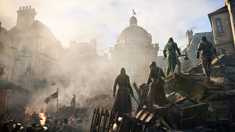 Assassin's Creed: Единство (Unity). Специальное издание [Xbox One] от 1С Интерес