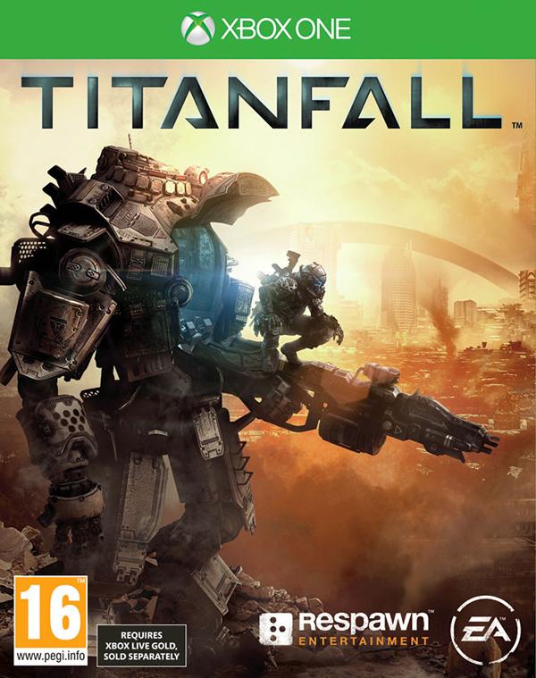 Titanfall [Xbox One] игра electronic arts titanfall 2 angel city
