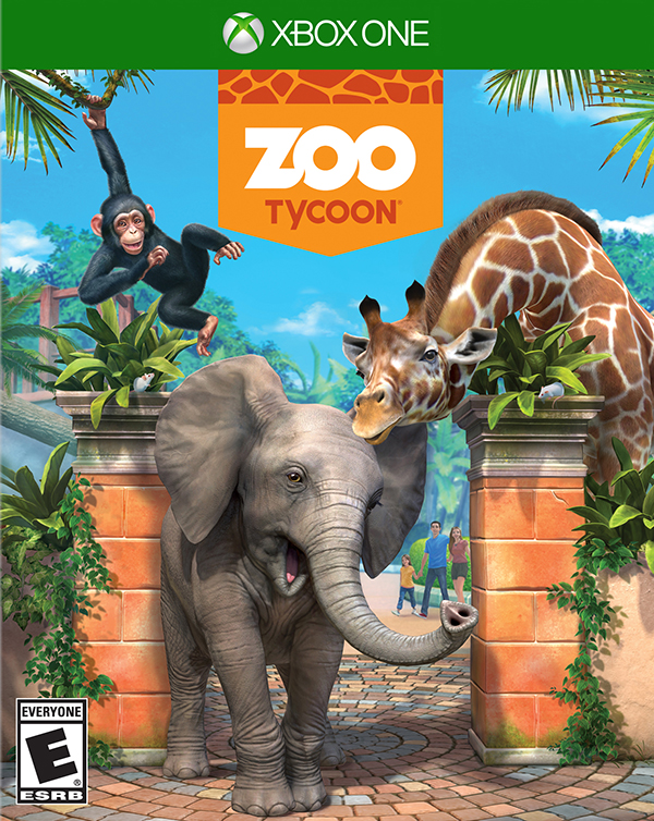 Zoo Tycoon [Xbox One] игра zoo tycoon e2y 00014