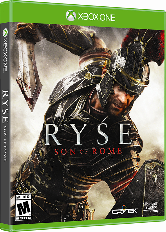 Ryse: Son of Rome [Xbox One] видеоигра для xbox one microsoft ryse son of rome legendary edition
