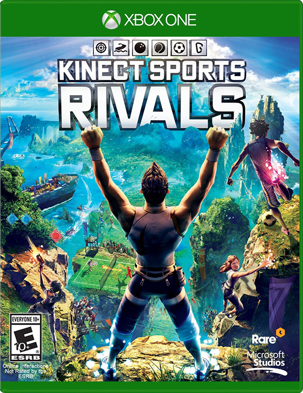 цена на Kinect Sports Rivals [Xbox One]