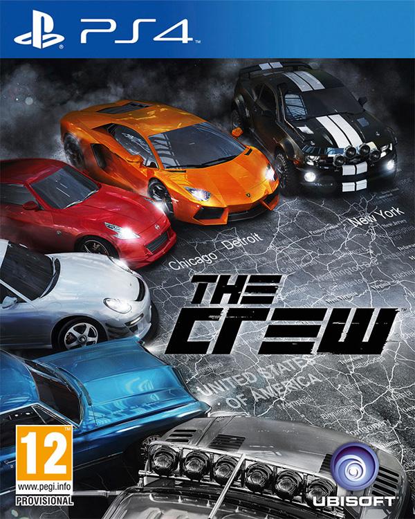 The Crew [PS4]Срок передачи акционных товаров в службу доставки может быть увеличен до 1 одной недели<br>