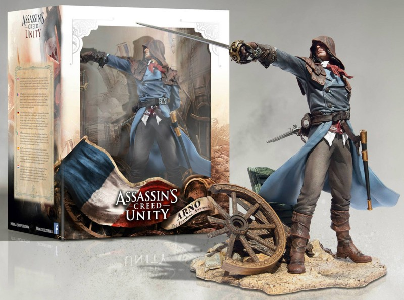 Фигурка Assassin's Creed Unity. Arno (24 см)