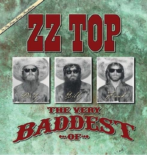ZZ Top: The Very Baddest Of (CD)Рок-ветераны ZZ Top отпраздновали 45-летие с момента основания группы выпуском ретроспективного сборника ZZ Top. The Very Baddest Of, включающего лучшие композиции разных лет.<br>