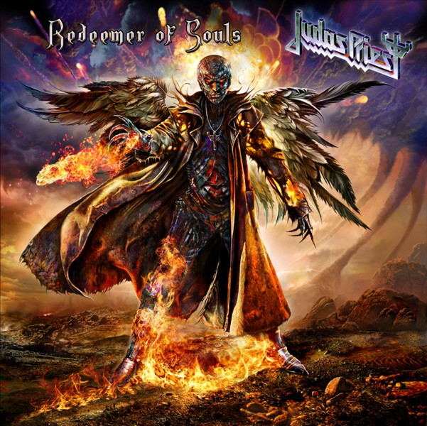 Judas Priest: Redeemer Of Souls (CD) riggs r library of souls