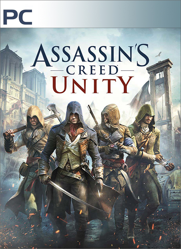 Assassin's Creed: Единство (Unity)