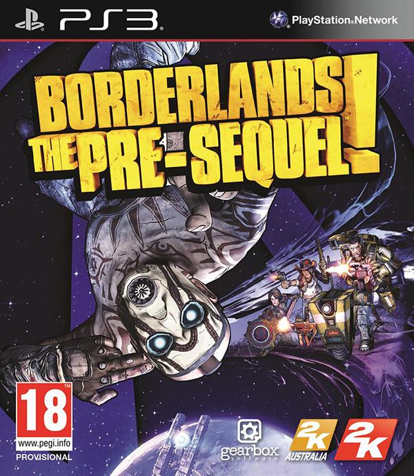 Borderlands: The Pre-Sequel [PS3]