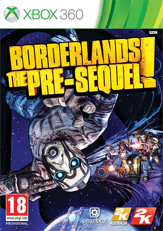 Borderlands: The Pre-Sequel [Xbox 360]