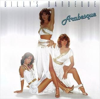 Arabesque. Billy's Barbeque. Deluxe Edition (LP)