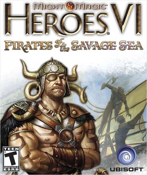Меч и Магия: Герои VI. Пираты Дикого моря. Дополнение (Цифровая версия)