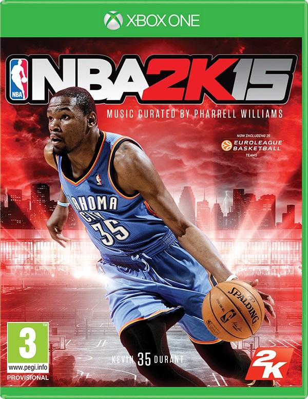 NBA 2K15 [Xbox One]Новый выпуск NBA 2K15, на обложке которого красуется самый ценный игрок НБА сезона 2013/14 Кевин Дюрант, порадует фанатов баскетбола фотореалистичной графикой и выверенным до мелочей геймплеем.<br>