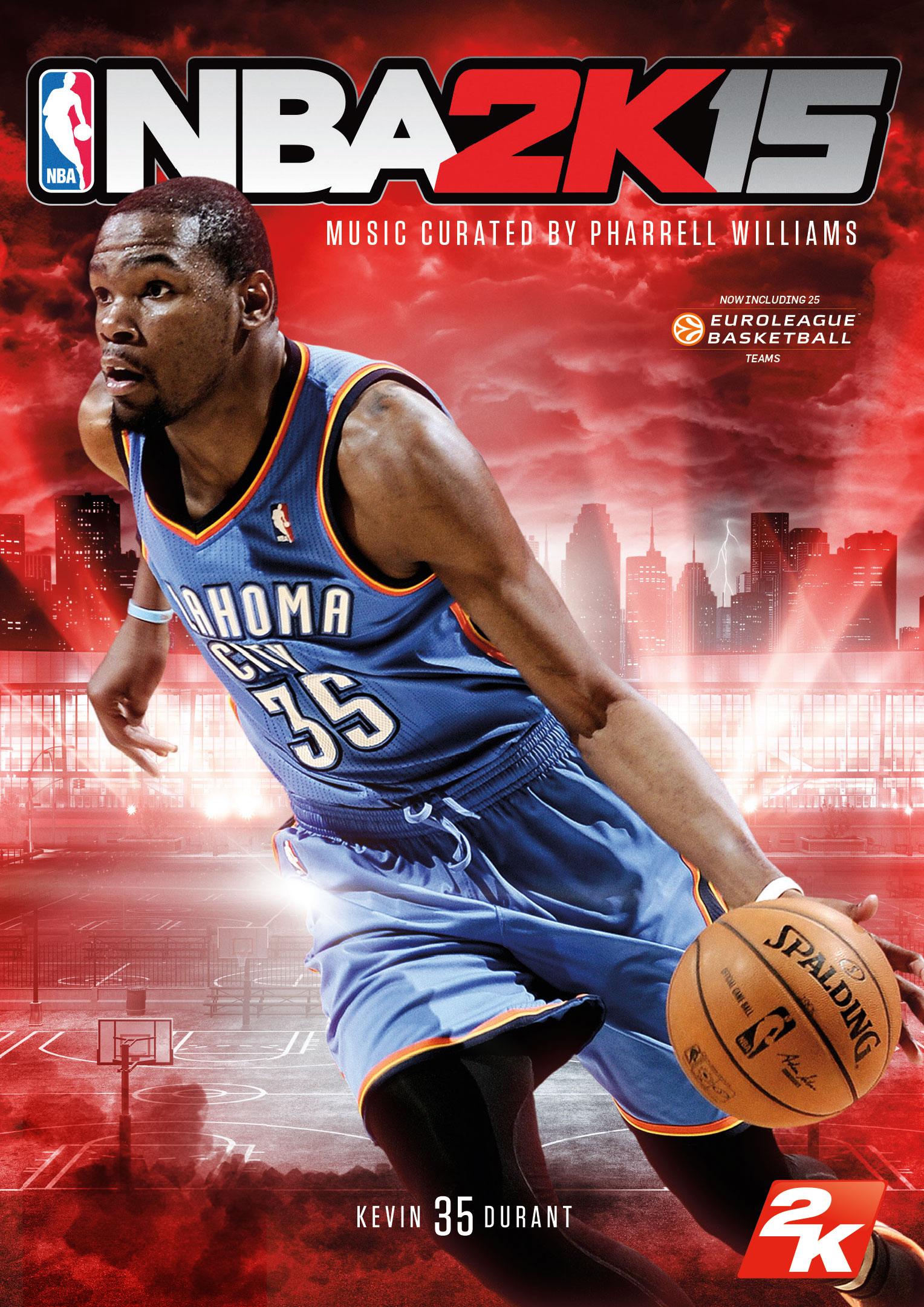 NBA 2K15 (Цифровая версия)Новая игра NBA 2K15, на обложке которого красуется самый ценный игрок НБА сезона 2013/14 Кевин Дюрант, порадует фанатов баскетбола фотореалистичной графикой и выверенным до мелочей геймплеем.<br>