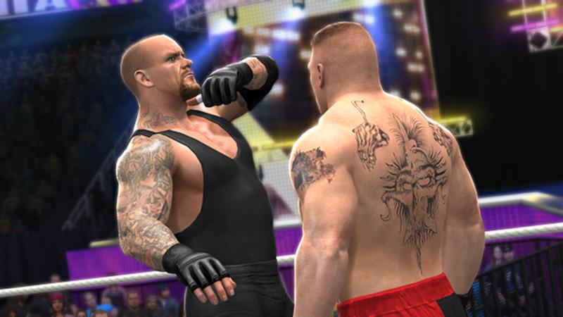 WWE 2K15 [PS3] от 1С Интерес