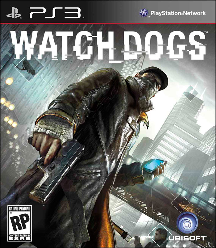 Watch Dogs [PS3] watch dogs [ps3 ]