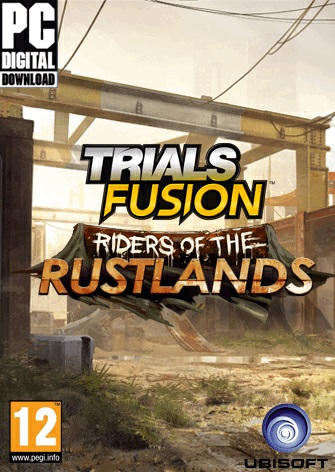 Trials Fusion. Riders of the Rustlands. Дополнение [PC, Цифровая версия] (Цифровая версия) trials fusion the awesome max edition [xbox one]
