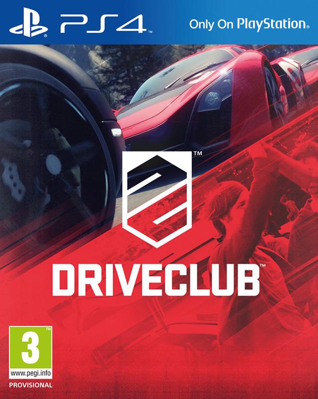 все цены на DriveClub [PS4] онлайн