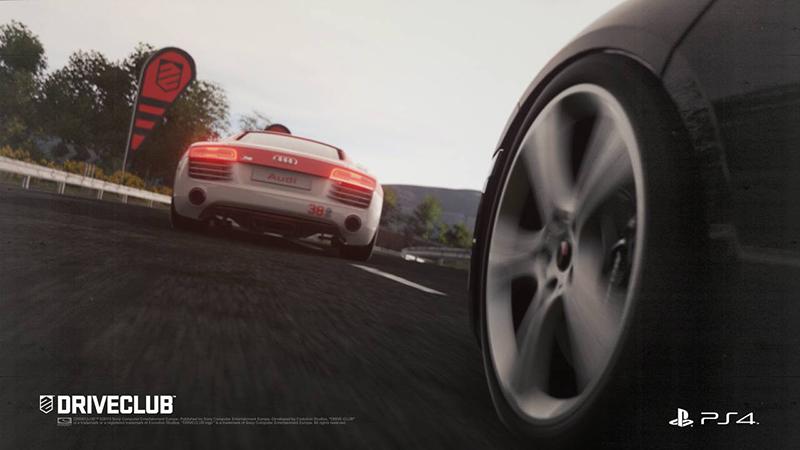 DriveClub [PS4] от 1С Интерес