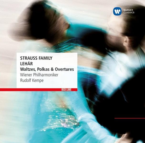 Strauss Family: Waltzes, Polkas & Overtures (CD)