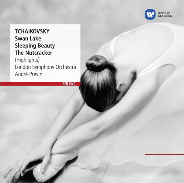 Tchaikovsky: Swan Lake – Sleeping Beauty – The Nutcracker – Highlights (CD)