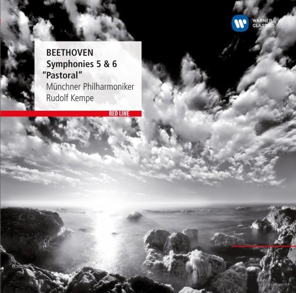 Beethoven: Symphonies 5 & 6 (CD)