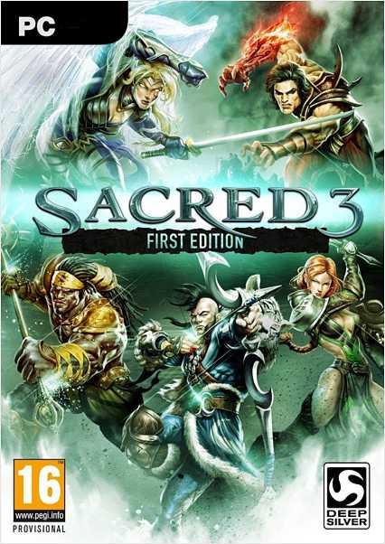 Sacred 3. Стандартное издание