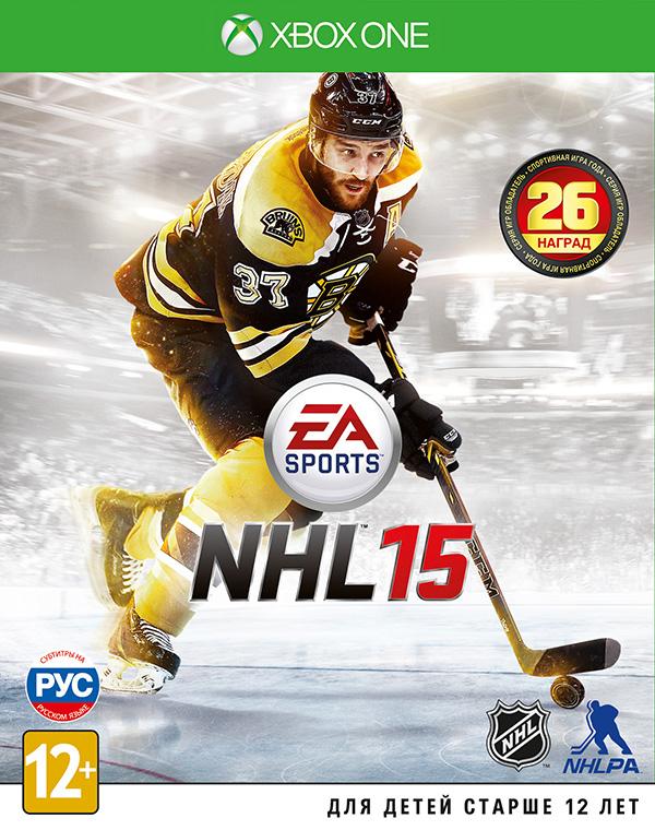NHL 15 [Xbox One]Игра NHL 15, разработанная специально для нового поколения игровых систем, с невероятной достоверностью передает все аспекты матчей Национальной хоккейной лиги.<br>