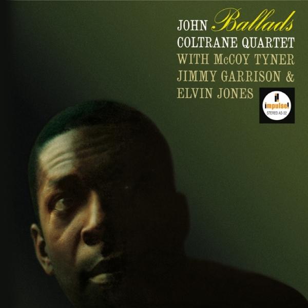 John Coltrane. Ballads (LP)