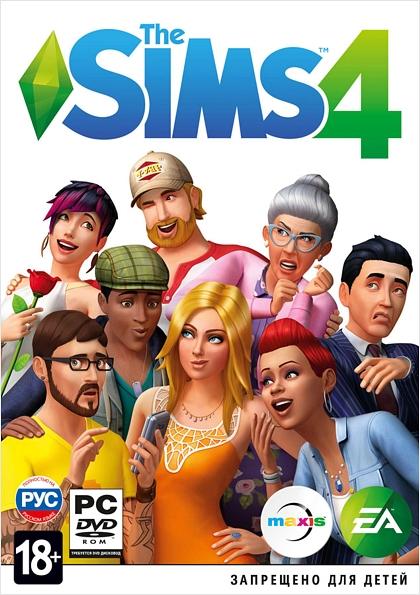 The Sims 4 [PC, Цифровая версия] (Цифровая версия)