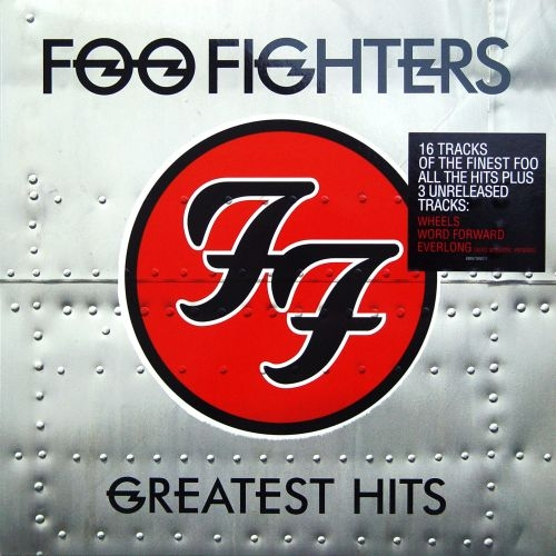 Foo Fighters. Greatest Hits (2 LP) fleetwood mac fleetwood mac greatest hits lp