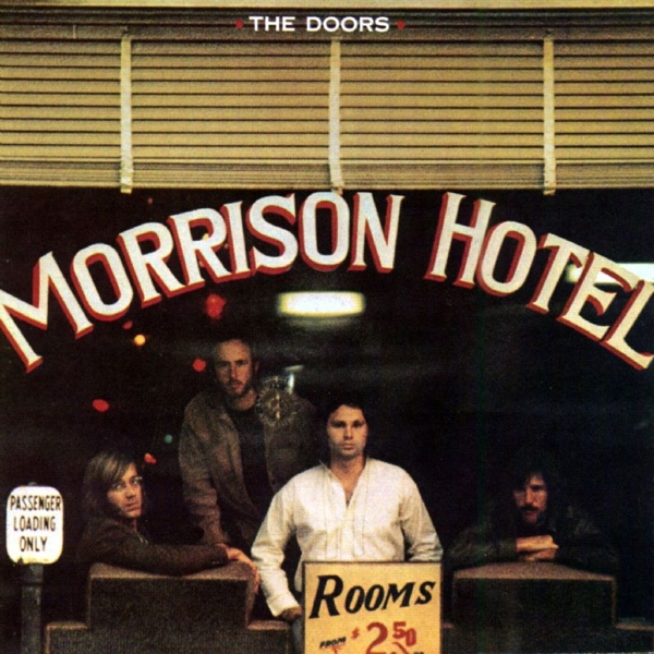 The Doors. Morrison Hotel (LP) the doors the doors morrison hotel 180 gr
