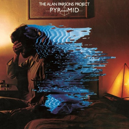 The Alan Parsons Project. Pyramid (LP) dkny parsons ny2534