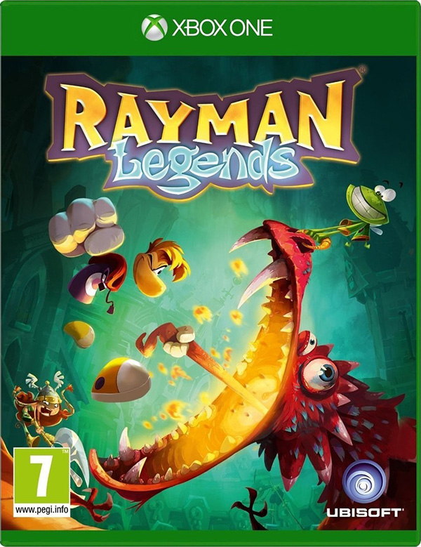 Rayman Legends [Xbox One] rayman legends ps3
