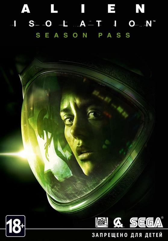 Alien: Isolation. Season Pass  [PC, Цифровая версия] (Цифровая версия) видеоигра для xbox one alien isolation