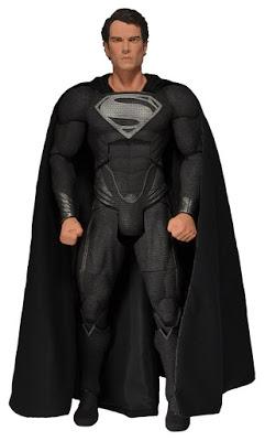 Фигурка Man of Steel. Super Man Black Suit (46 см)Фигурка Man of Steel. Super Man Black Suit &amp;ndash; фигурка Супермена в черном костюме, которого сыграл молодой актер Генри Кавилл в фильме &amp;laquo;Человек из стали&amp;raquo;.<br>