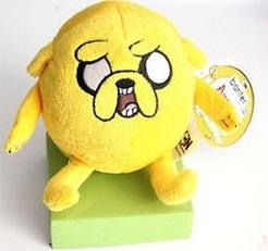 Мягкая игрушка Adventure Time. Jake мини со звуком (12 см)Представляем вашему вниманию мягкую игрушку Adventure Time. Jake, созданную по мотивам одного из самых популярных мультсериалов Adventure Time.<br>