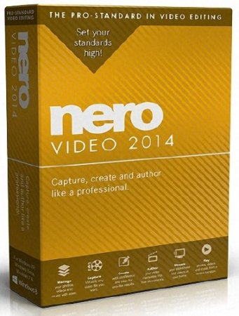 Nero Video 2014 [Цифровая версия] (Цифровая версия) nero 2016 classic [цифровая версия] цифровая версия