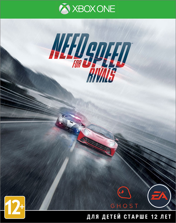 Need for Speed Rivals [Xbox One]
