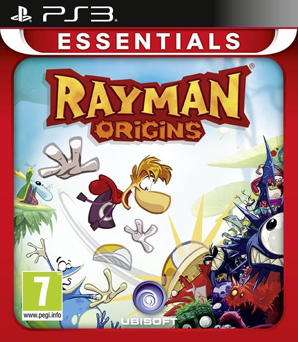 Rayman Origins (Essentials) [PS3]