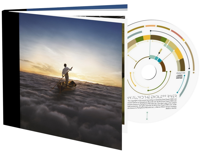 Pink Floyd – The Endless River (CD) follow the river