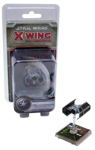 Настольная игра Star Wars: X-Wing. Расширение TIE-улучшенныйНастольная игра Star Wars: X-Wing &amp;ndash; тактическая настольная игра, которая воссоздает захватывающие космические сражения просторов Далекой-далекой Галактики.<br>