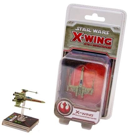 Настольная игра Star Wars: X-Wing. Расширение X-WingНастольная игра Star Wars: X-Wing &amp;ndash; тактическая настольная игра, которая воссоздает захватывающие космические сражения просторов Далекой-далекой Галактики.<br>