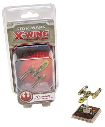 Настольная игра Star Wars: X-Wing. Расширение Y-WingНастольная игра Star Wars: X-Wing &amp;ndash; тактическая настольная игра, которая воссоздает захватывающие космические сражения просторов Далекой-далекой Галактики.<br>
